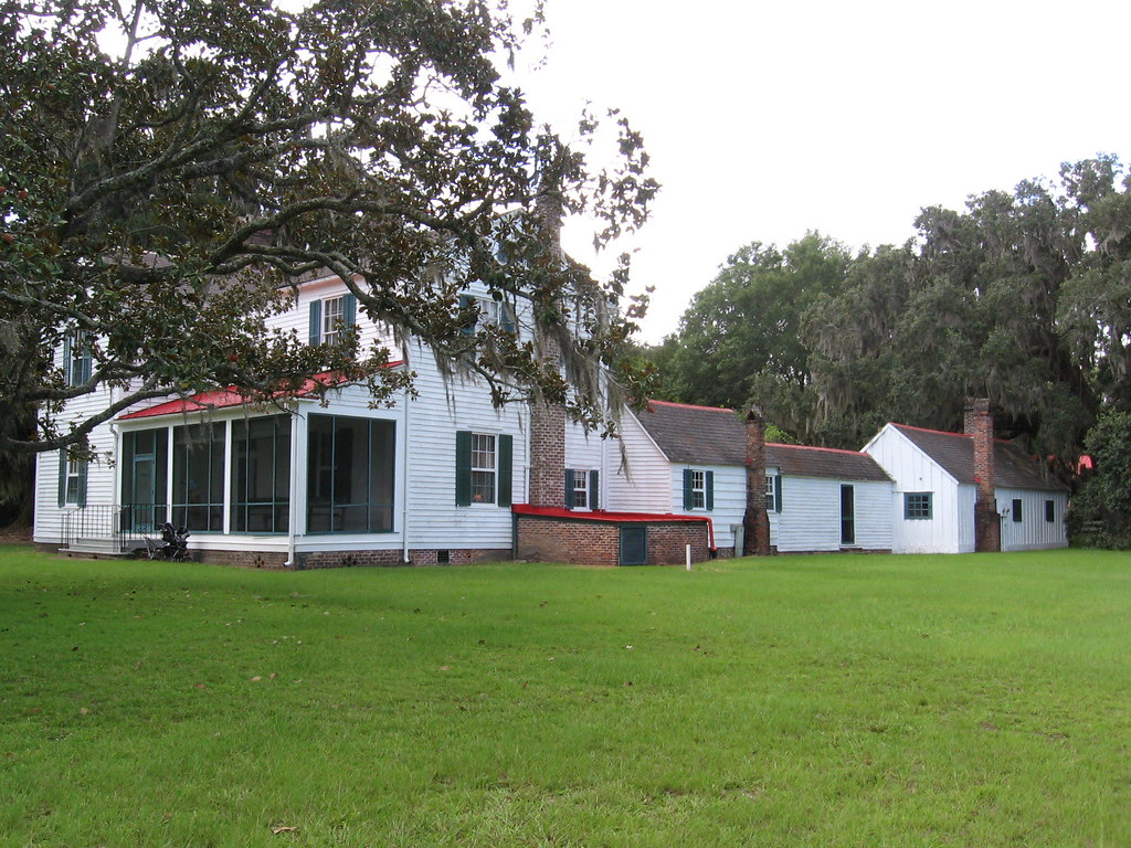 GA plantation in Darien, GA