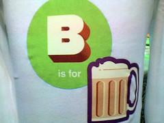 ビール(Beer)の広告