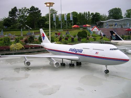 MAS Boeing 747