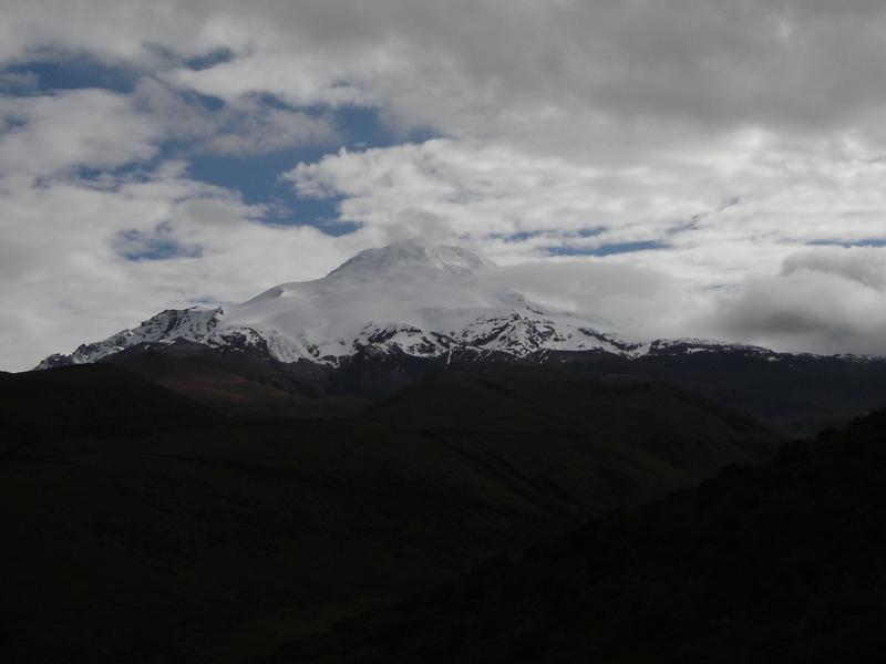 Ecuador un paraiso adornado por imponentes nevados(megapost)