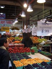 Public market (OhDarkDevil) Tags: vancouver granvilleisland publicmarket