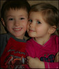 Antony et Coralie (Guylaine2007) Tags: boy portrait girl face children teen antony fille garçon coralie photoquebec lysdor