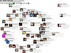 visualising twitter