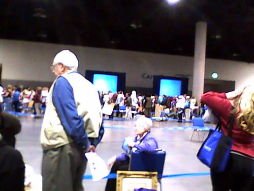 Antiques Roadshow - Large Screens Playing Episodes