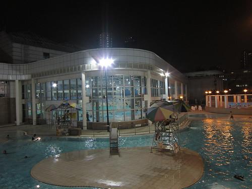 Outdoor Pools in TST