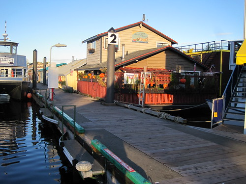 James Bay (Fisherman's Wharf)