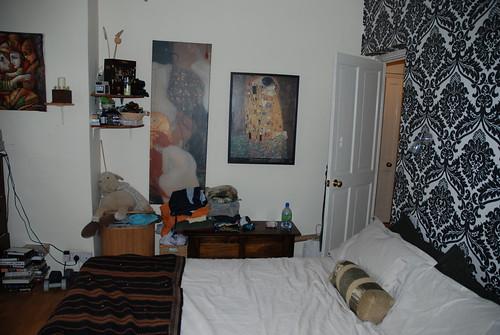 bedroom side shot