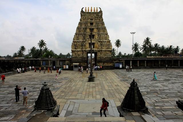 Chennakesava Temple Complex, Belur (Karnataka)