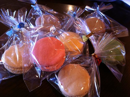 Macarons from White Windmill