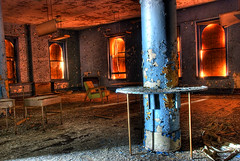 Hell's Cafe (~EvidencE~) Tags: newyork abandoned buffalo evidence marillion germanromancatholicorphanage vivid~