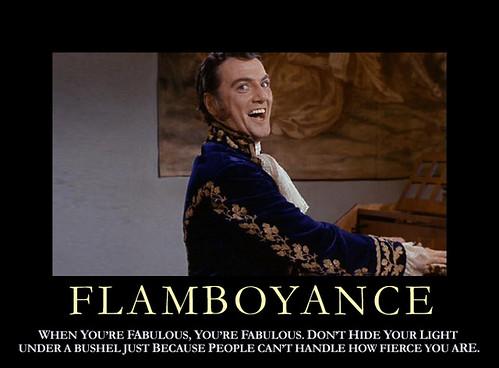 flamboyance