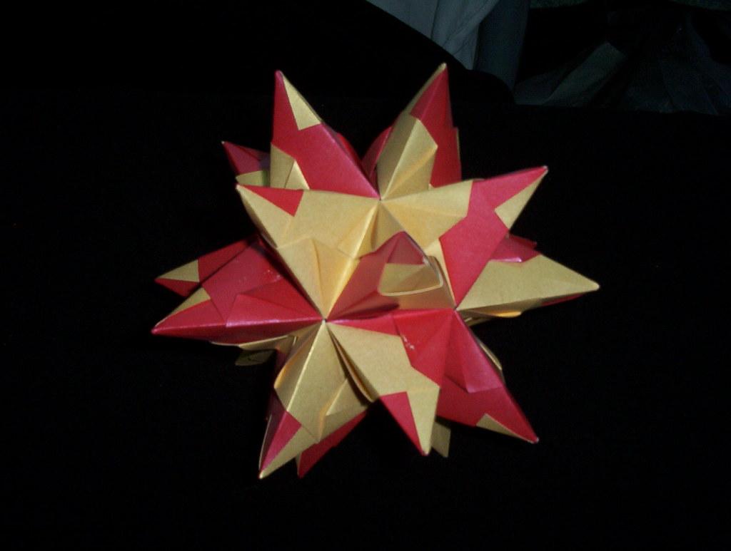 The World's Best Photos of icosahedron and kusudama ... - photo#32