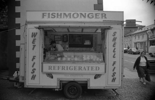 Fishmonger, Aberaeron