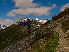 PCT and Snoqualmie Mountain