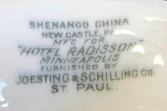 Radisson Dish Printing
