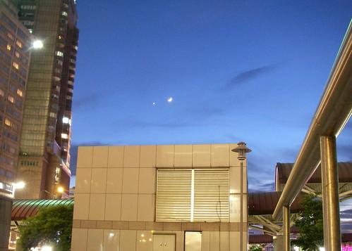 月亮 & 星星