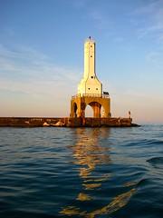 Port Washington Breakwater Light