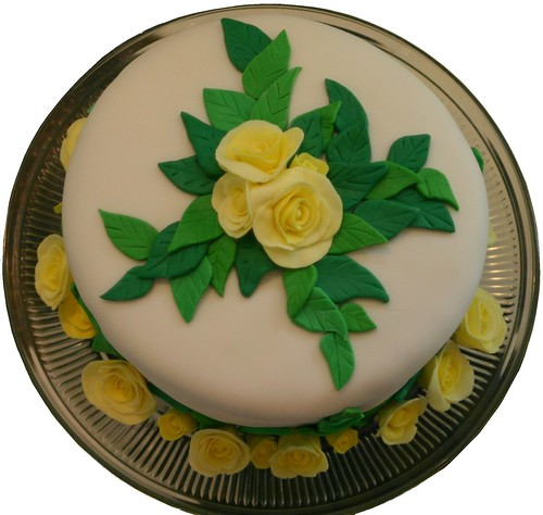 lump 'n bump cake top