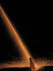 Bottle Rocket - by finn