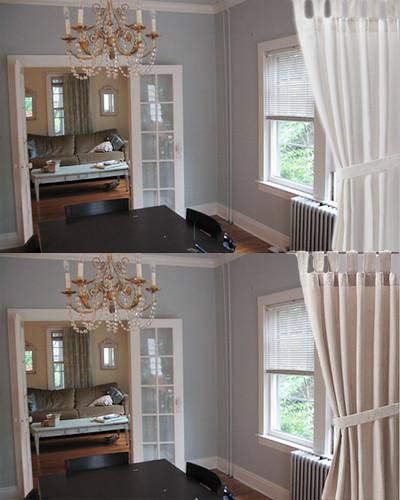which Ikea Lenda curtains?