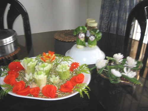 Salad Decorations