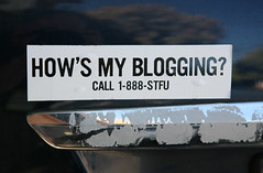 How´s My Blogging?