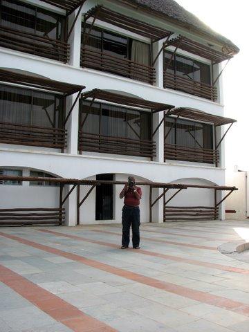 Hotel Seacliff Dar es Salaam 030807