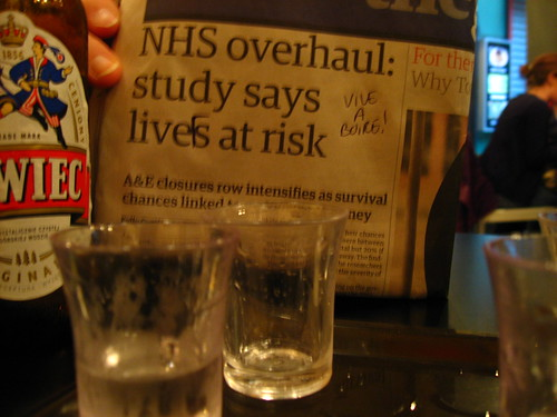 Livers at risk
