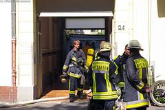 Küchenbrand Biebrich 25.08.07