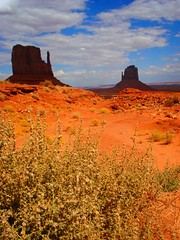 The Shadows de Mittens (Nihihiro & Shihiro) Tags: red arizona usa southwest monument sandstone united images valley states monumentvalley breathtaking mitten navajotribalpark navajonation supershot abigfave impressedbeauty ysplix colourartaward spectacularcolorfulmonumentvalley