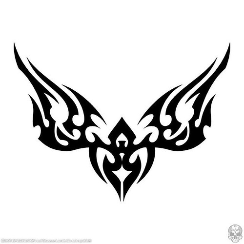 Modest Tribal Tattoo Designs