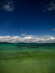 Mountains between clouds and sea, Vanuatu (Eric Lafforgue) Tags: blue sea sky mer green beach island ile tribal bleu hasselblad ciel blackpeople tribe ethnic plage ethnology vanuatu tribu oceania ebridi melanesia ethnologie efate h3d oceanie ethnique lafforgue ethnie ericlafforgue abigfave melanesie nouvelleshebrides nouvelleshebrydes ericlafforguecom wwwericlafforguecom vanuatupicture vanuatupictures  wanuatuneue hebridennew hebridesnieuwe hebridennouvelleshbridesnuevas hbridasnuove