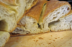 Olive Oil Bread, inside