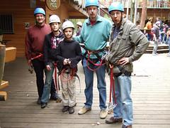 Abenteuerpark Kandel / Klettern