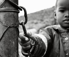 Chain (Jill. Coleman) Tags: blackandwhite rural southafrica documentary ethnic