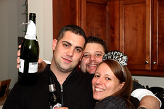 John Mike Danielle (rocco11510) Tags: new eve canon years 2008 f28 1755mm 40d
