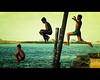 jump (a.mandajane) Tags: d50 nikon malaysia fishingvillage kualaterengganu fadzlymubin shutterhack pulaukambing