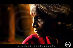 Black gold (ayashok photography) Tags: woman india lady asian nikon asia indian bangalore desi portraiture bharat bharath desh barat 55200mm barath nikonstunninggallery nikond40 ayashok