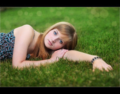 Megan ~ Blue Eye Beauty (~Phamster~) Tags: portrait senior canon westcott speedlight 85l strobist radiopoppers phamster