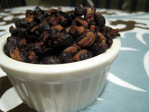 Roasted Black Beans