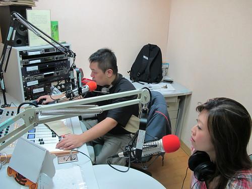 Interview with DJ 小 Q @ 复兴电台