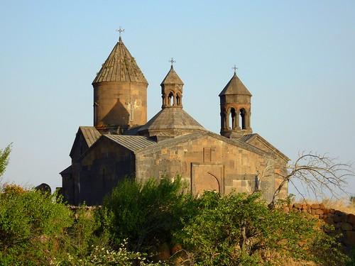 Happy Sunday ! / Saghmosavank Monastery / Սաղմոսավ…
