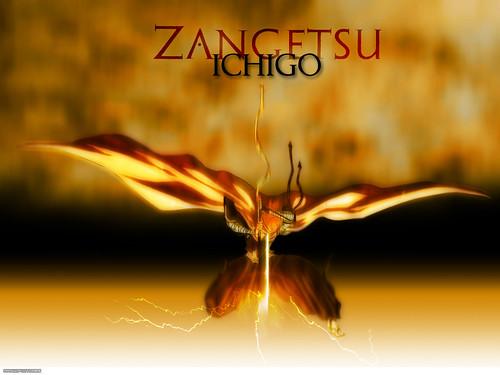 Zangetsu Ichigo Wallpaper