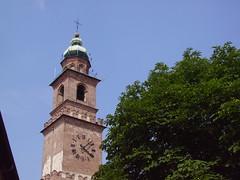 torre del bramante (manuz73) Tags: cielo duomo orologio castello vigevano piazzaducale rocchecastelli rocchefariecastellicastleslighthosesbelltowers