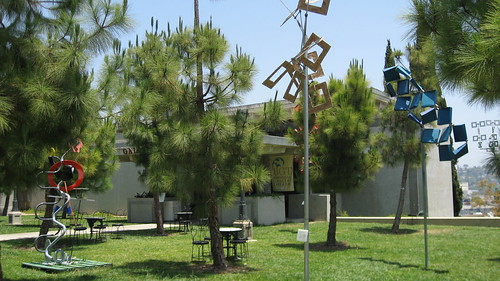 Barnsdall Art Park - Barnsdall Gallery Theatre