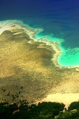 gasang (Farl) Tags: travel blue beach colors pool coral plane island coast sand grove coconut muslim philippines lagoon aerial mangrove sulu reef islet archipelago tawitawi armm