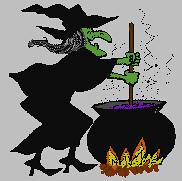 Bruxa caldeirão