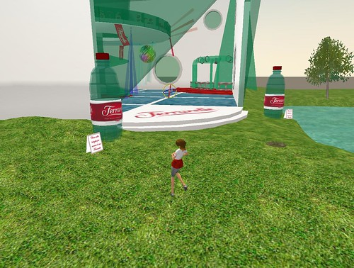 Ferrarelle su Second Life