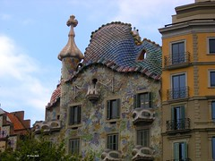 Barcelona Architecture (1) (www.klaus-dolle-photographie.com) Tags: barcelona architecture spain antoniogaud blueribbonwinner outstandingshots flickrsbest mywinners specobject klausdolle impressedbeauty ultimateshot superbmasterpiece travelerphotos goldenphotographer diamondclassphotographer flickrdiamond