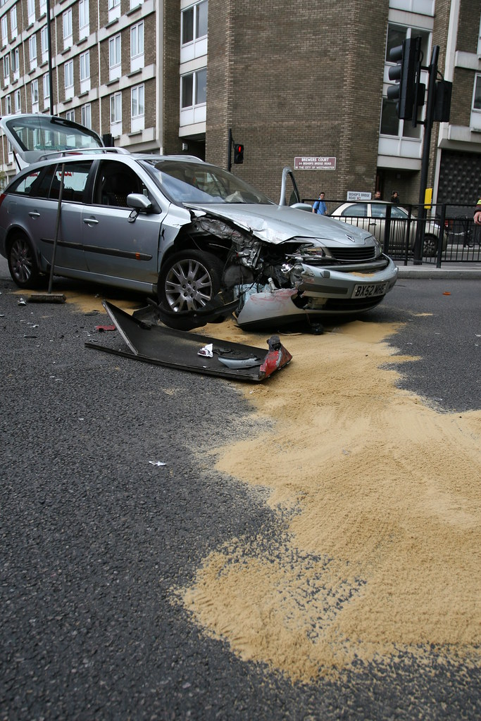 car sand damage the worlds best photos of damage and fenderbender flickr hive mind